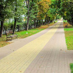 Бульвары в Калуге