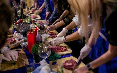Кулинарный тимбилдинг в Калуге