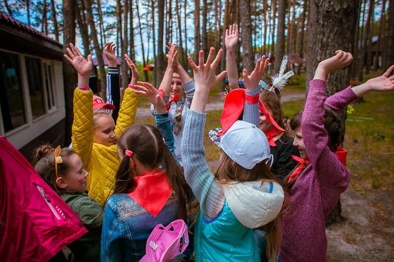 Выпускной на природе для младших классов