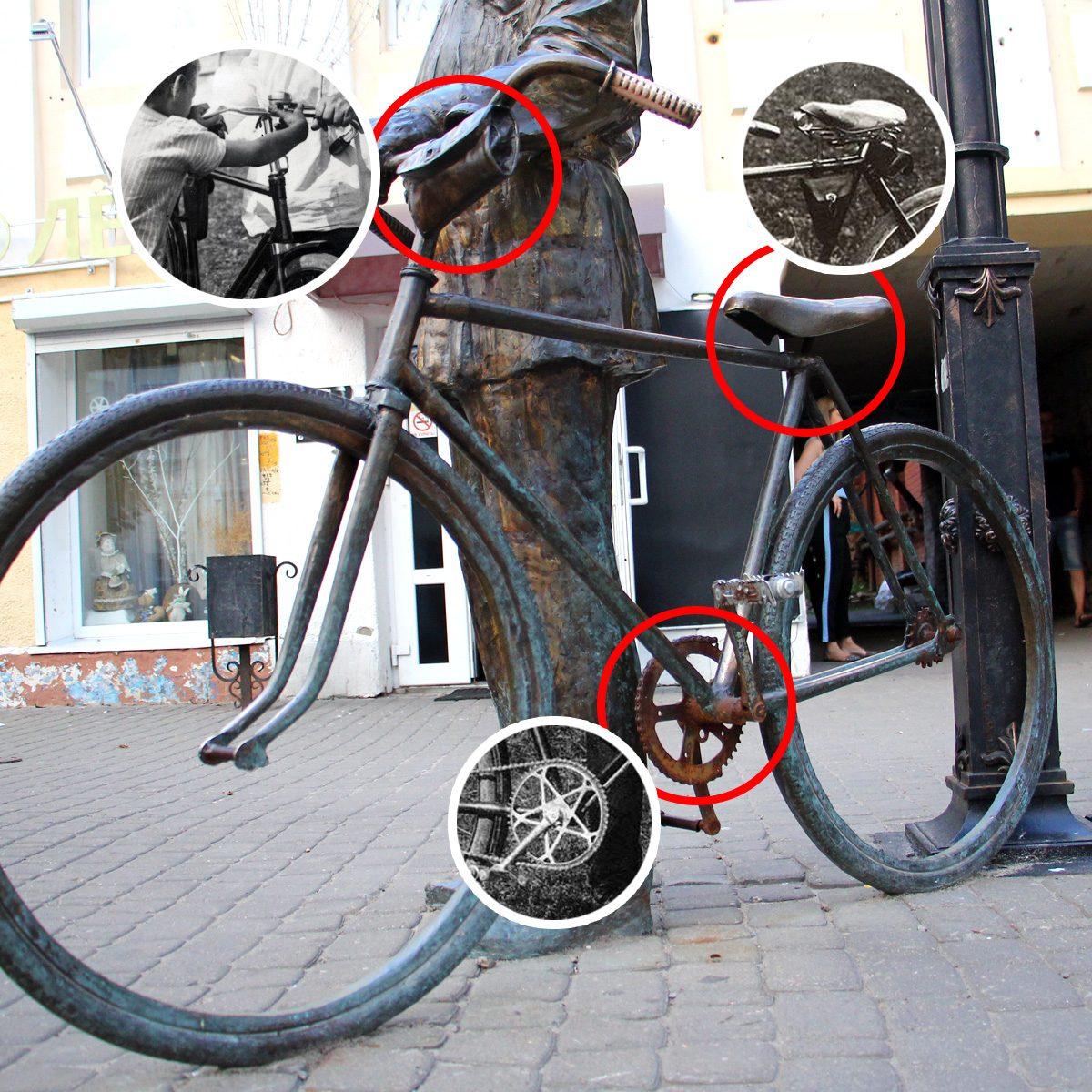 Это же не велосипед Циолковского